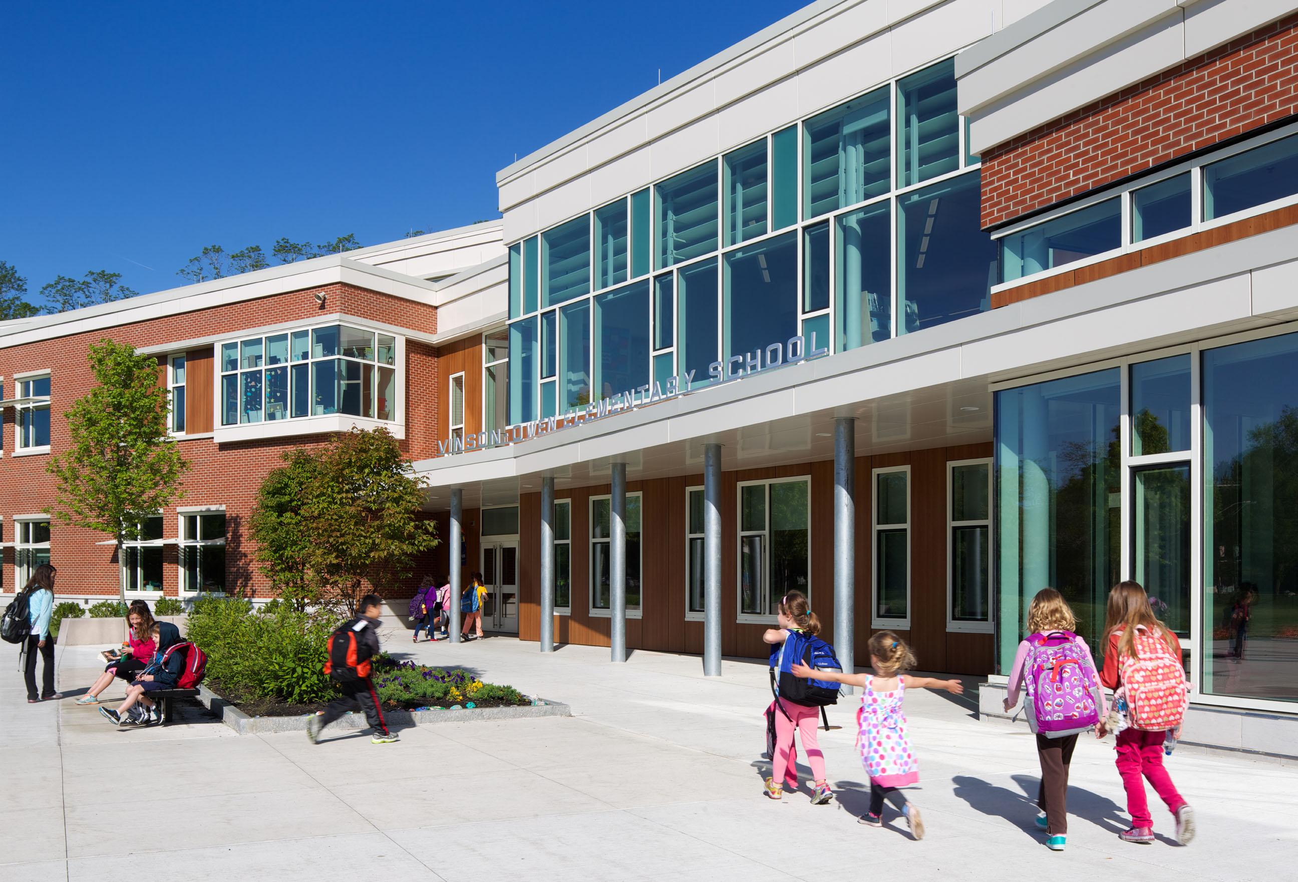 Vinson Owen Elementary School