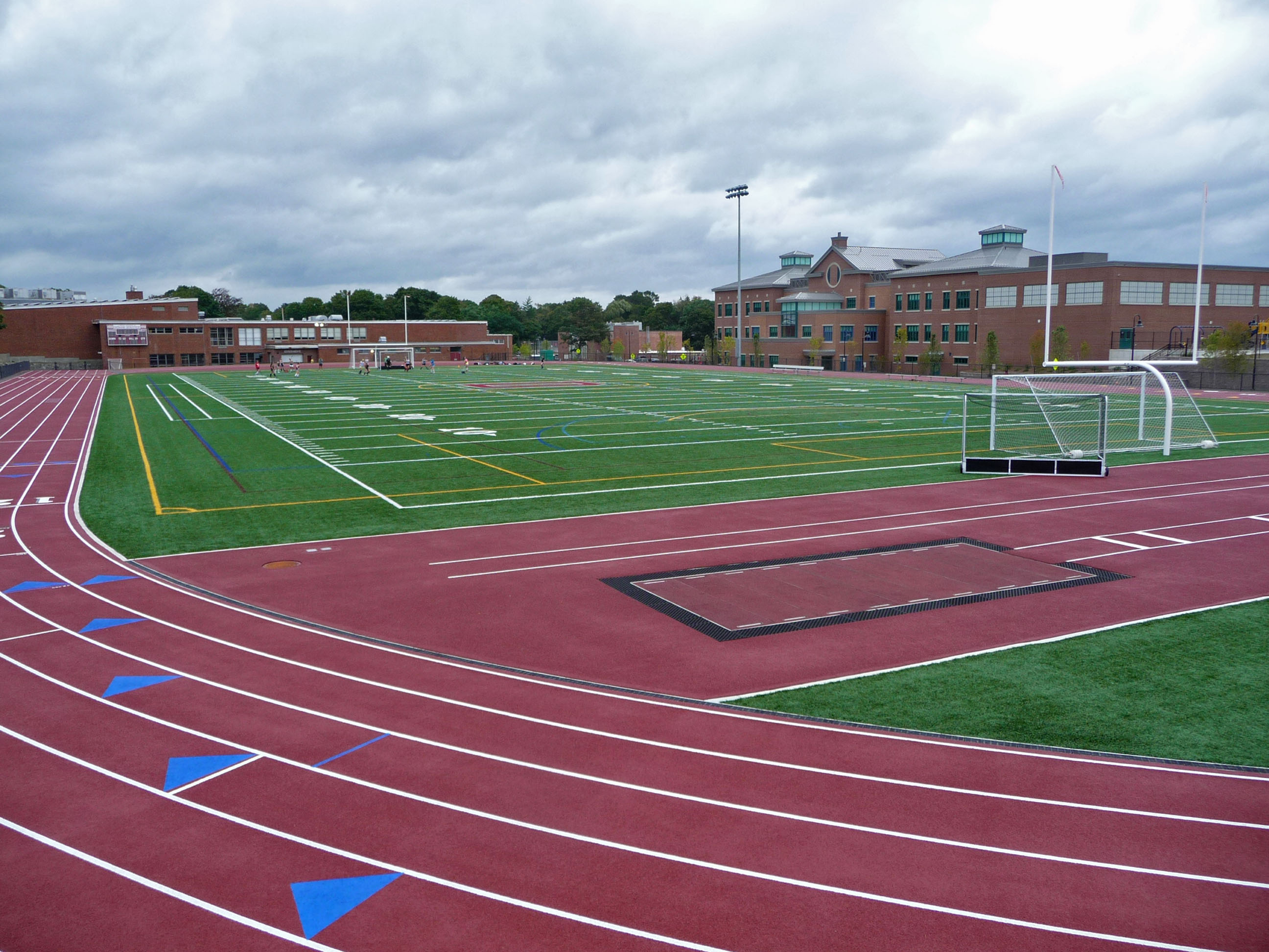 Dedham High School Track & Field Complex