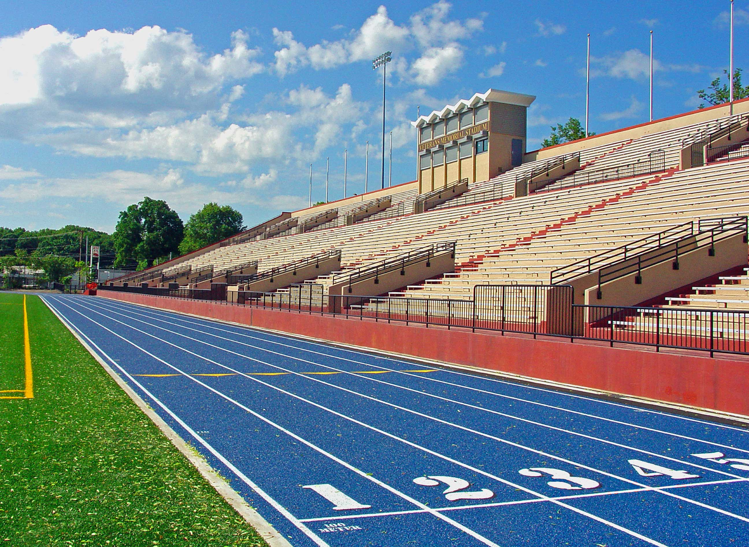 Lawrence Veteran Memorial Stadium