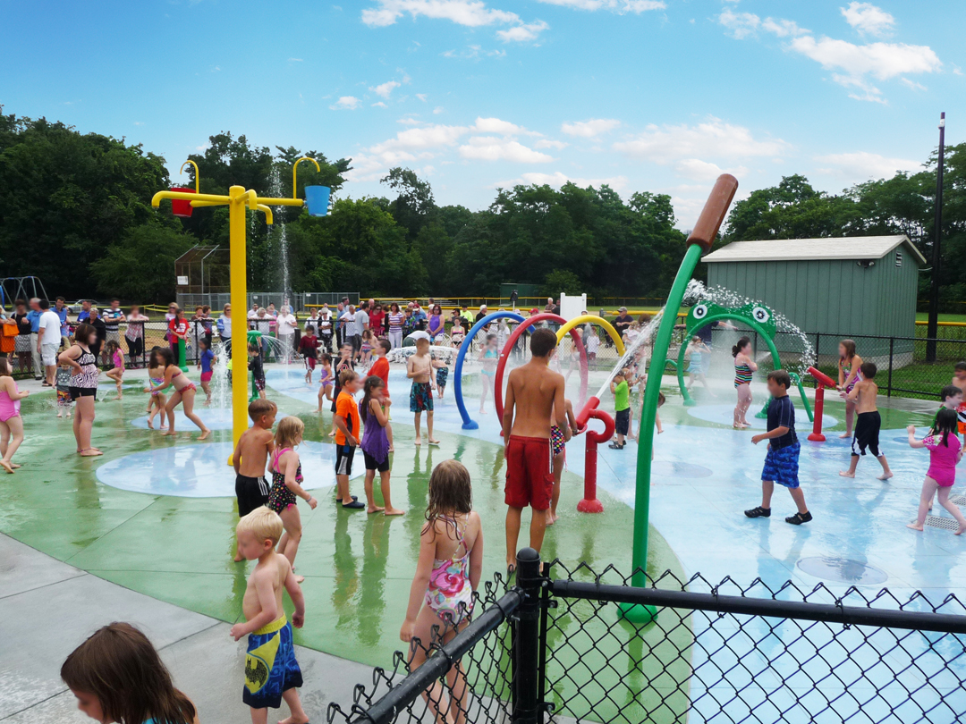 Petersen Splash Pad