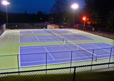 Goodale Park - Tennis Courts
