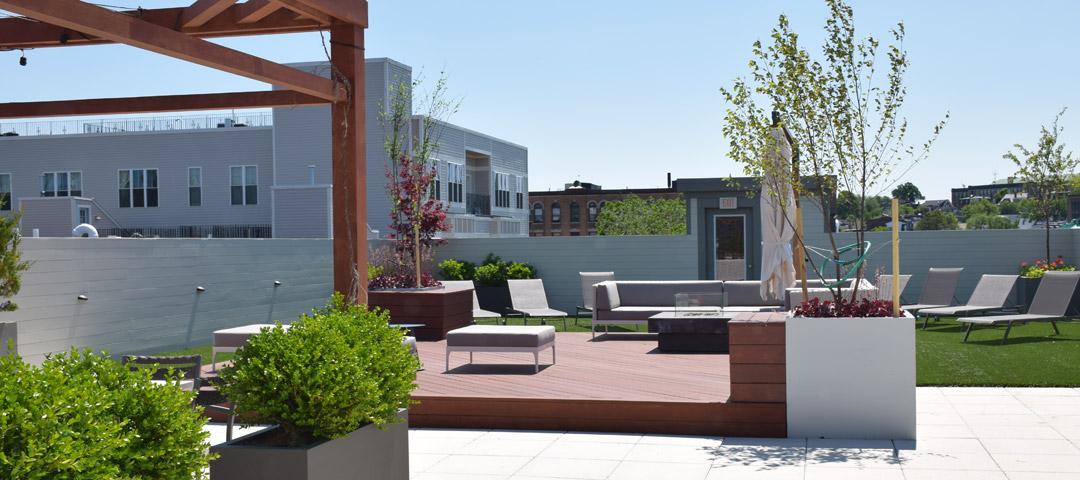E Street Roof Deck