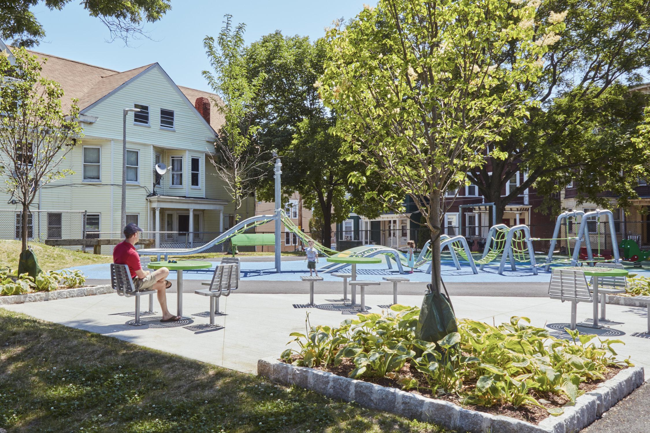 Little Scobie Playground Boston
