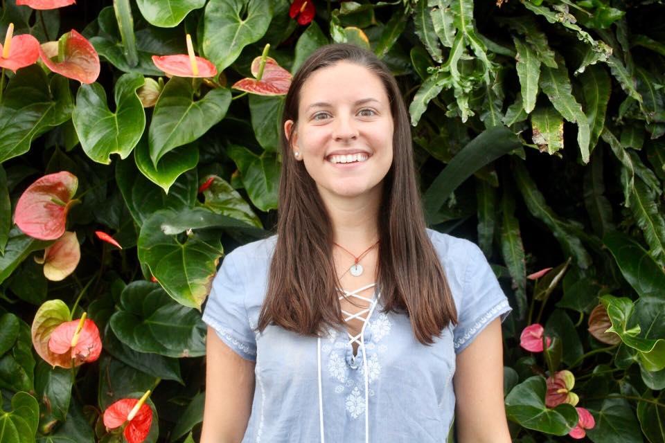 Alexandra Gabriel, LEED Green Associate
