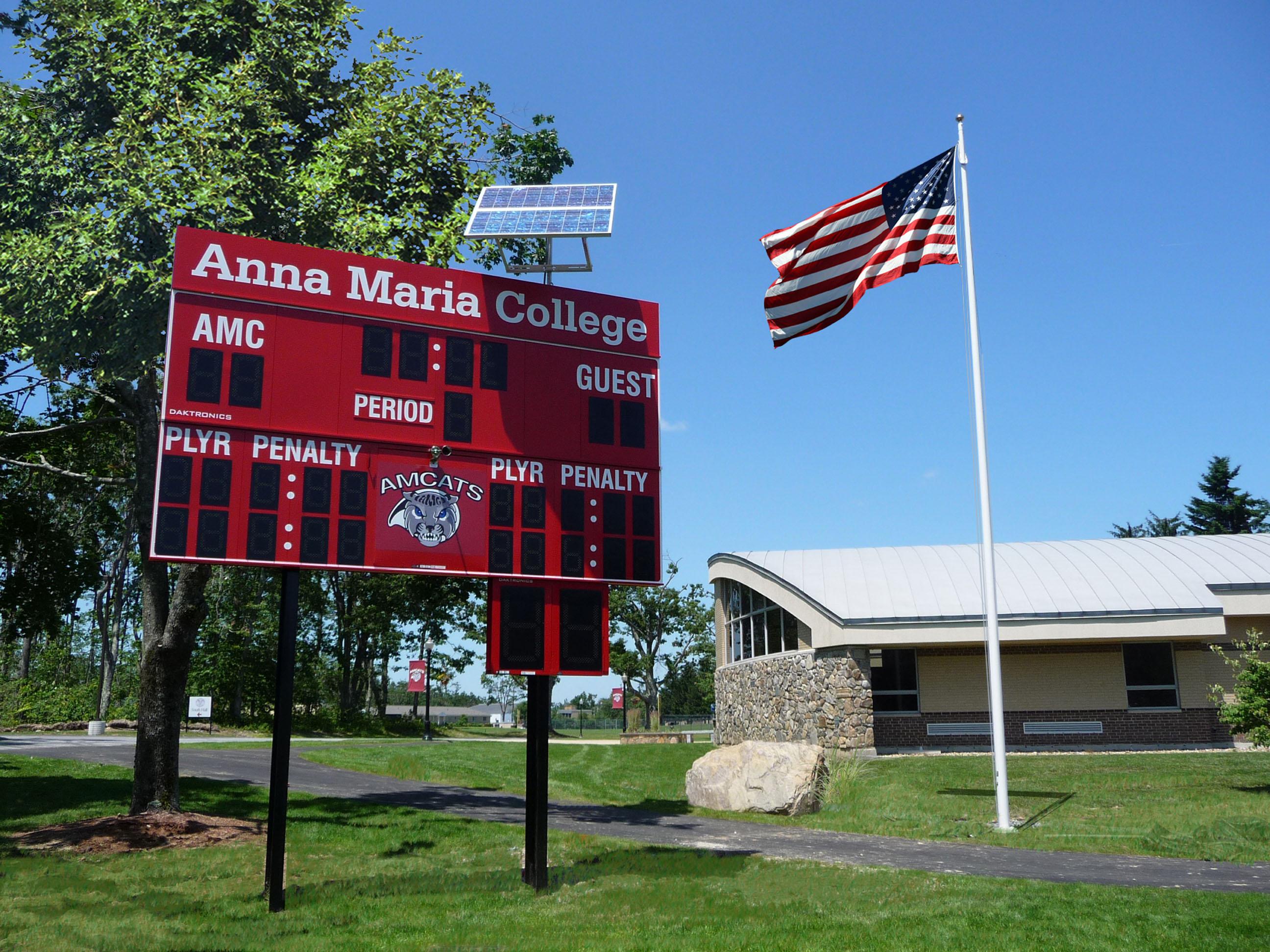 Anna Maria College