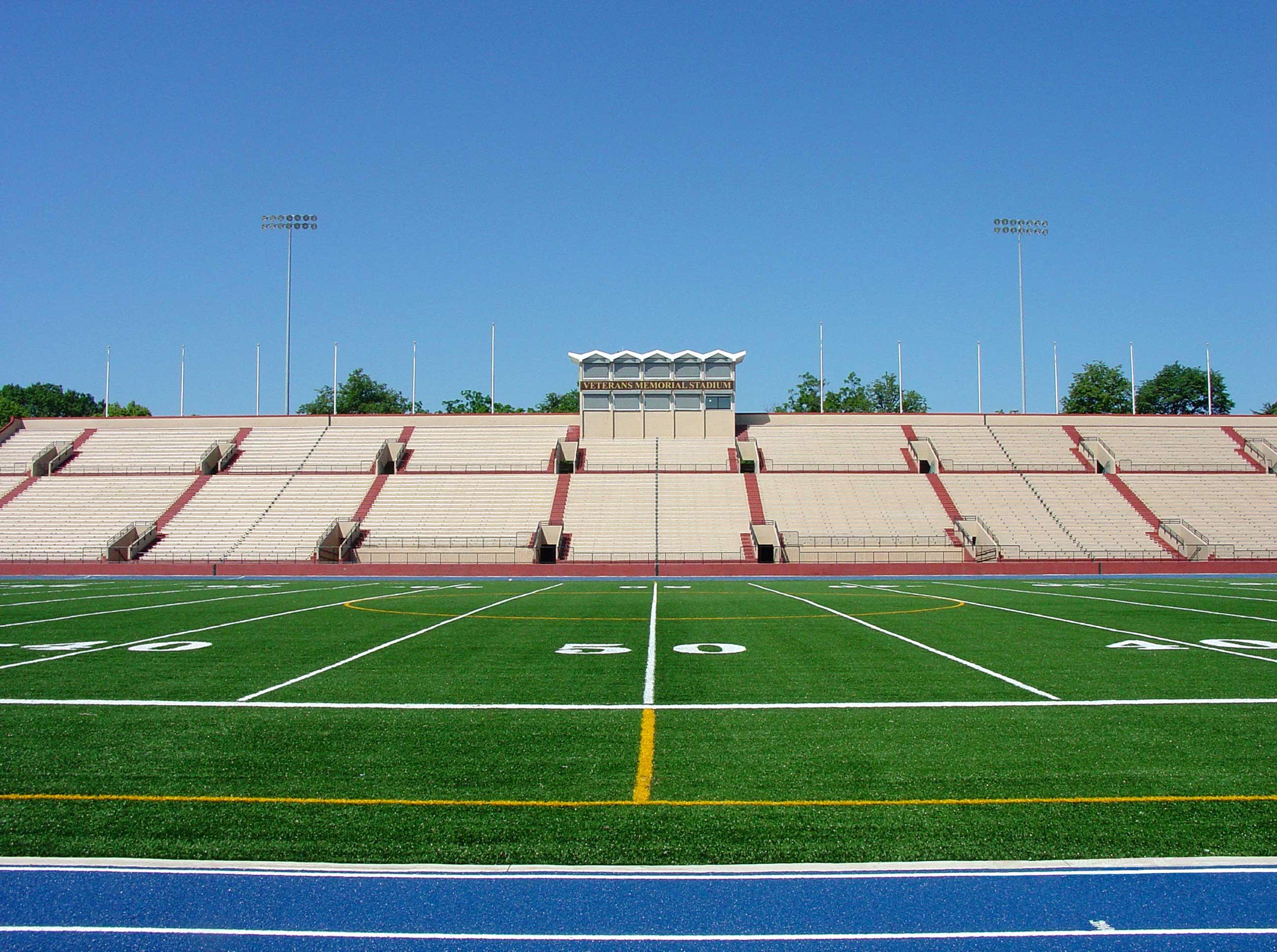 Lawrence Veteran Memorial Stadium