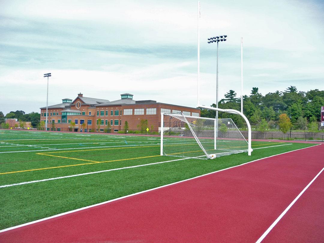 Dedham High School Track & Field Complex