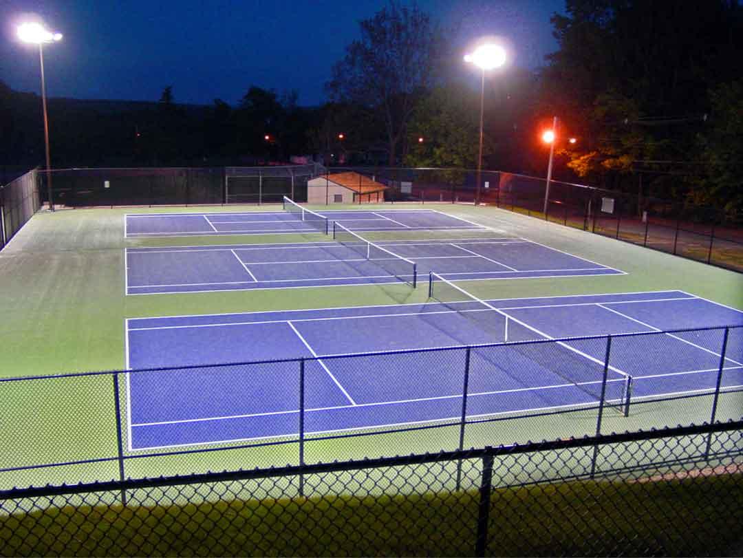 Goodale Park - Tennis Courts
