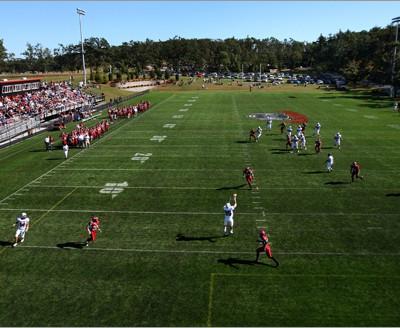 Anna Maria College Begins its First Football Season