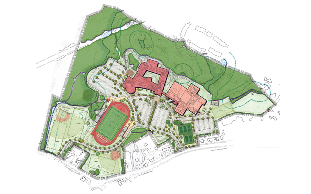 1Weymouth-High School-Master Plan
