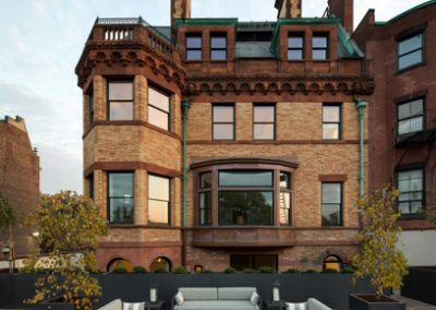 448 Beacon Street Roof Garden