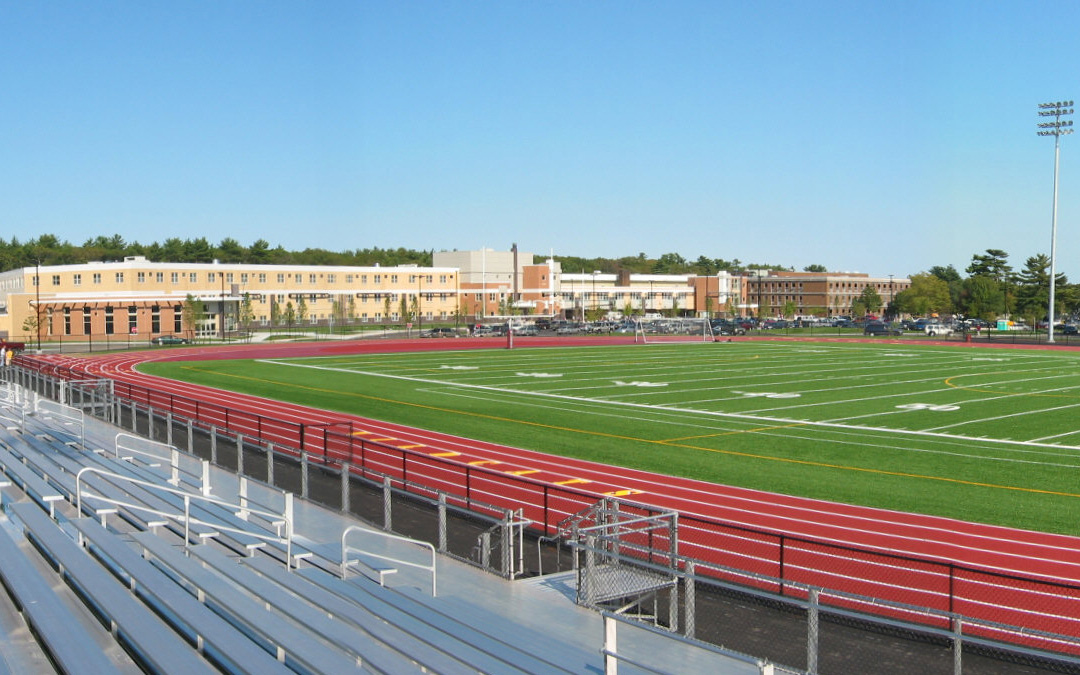 weymouth_academics_athletics_1_track-bleachers